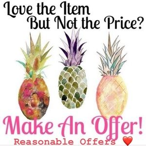 🌺Like the Item Not The Price Make An Offer🌺